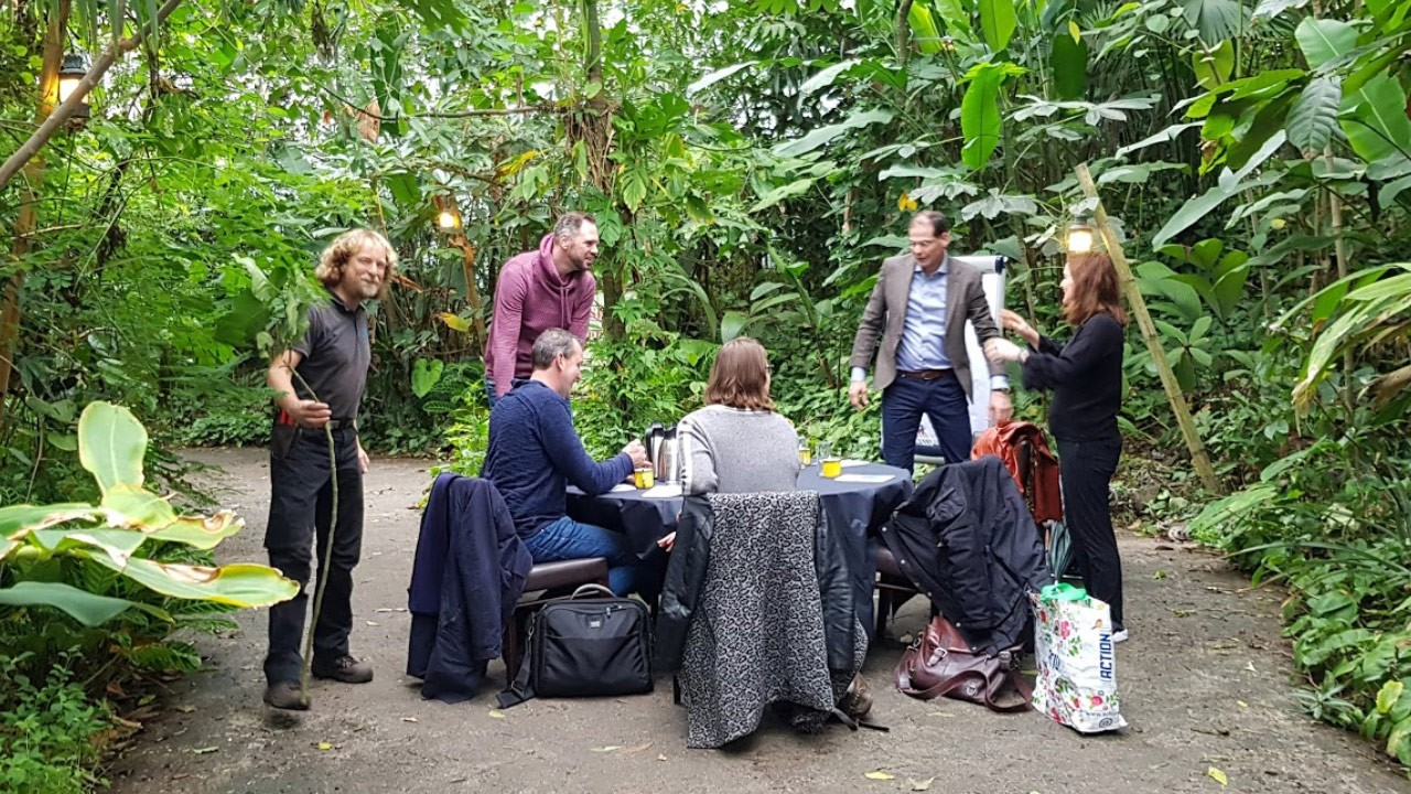 Wildlands-vergadering